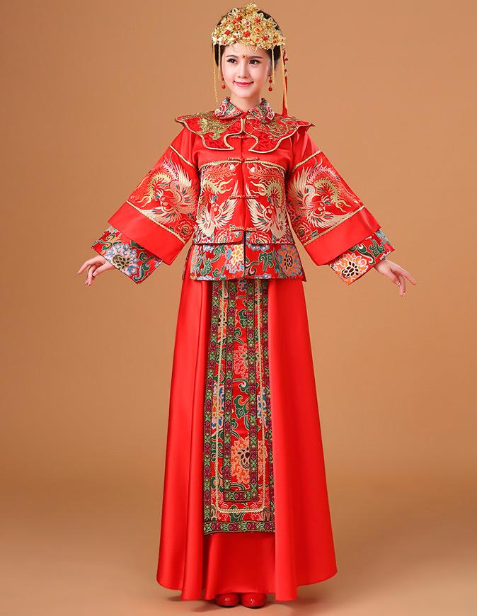 Китайские свадебные традиции