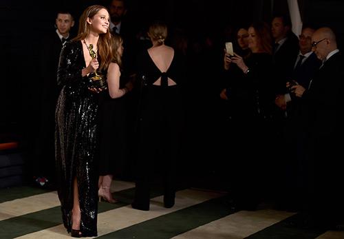 Лучшие платья Оскар 2016