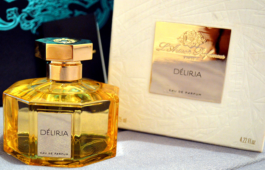 Вдохновляющая парфюмерия от Бертрана Дюшофура