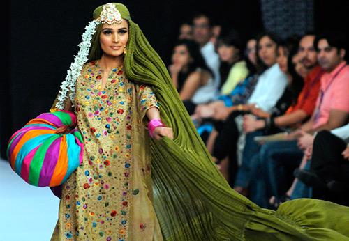 История о том, как Восток и Ислам влияют на моду