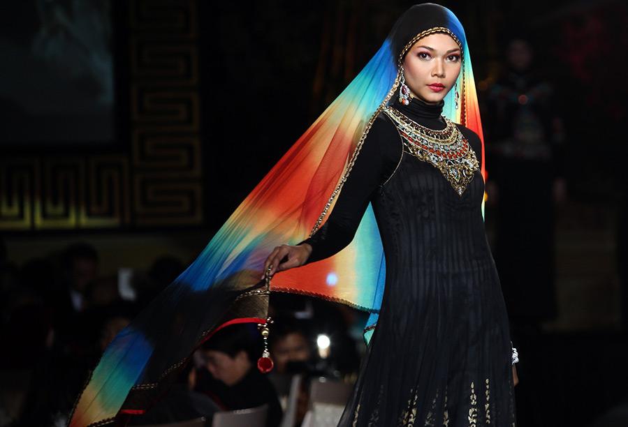 Влияние Востока и Ислама на западную моду