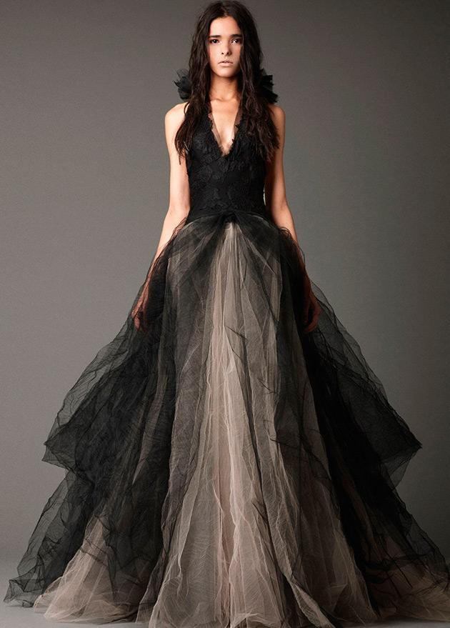 Свадебное платье Vera Wang