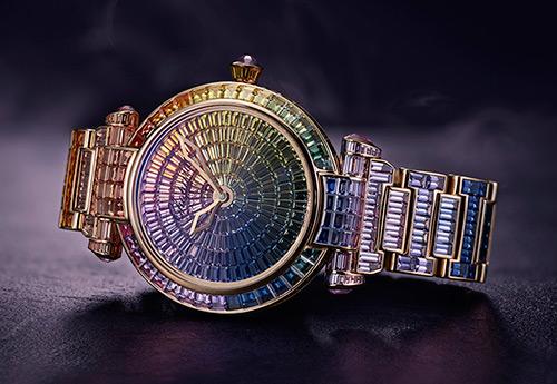 Драгоценные часы для мужчин нетрадиционной ориентации