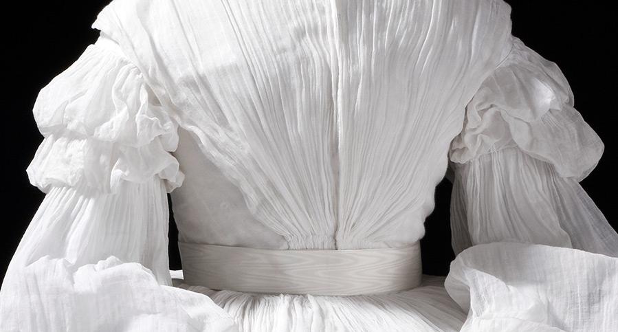 Платья из ткани муслин