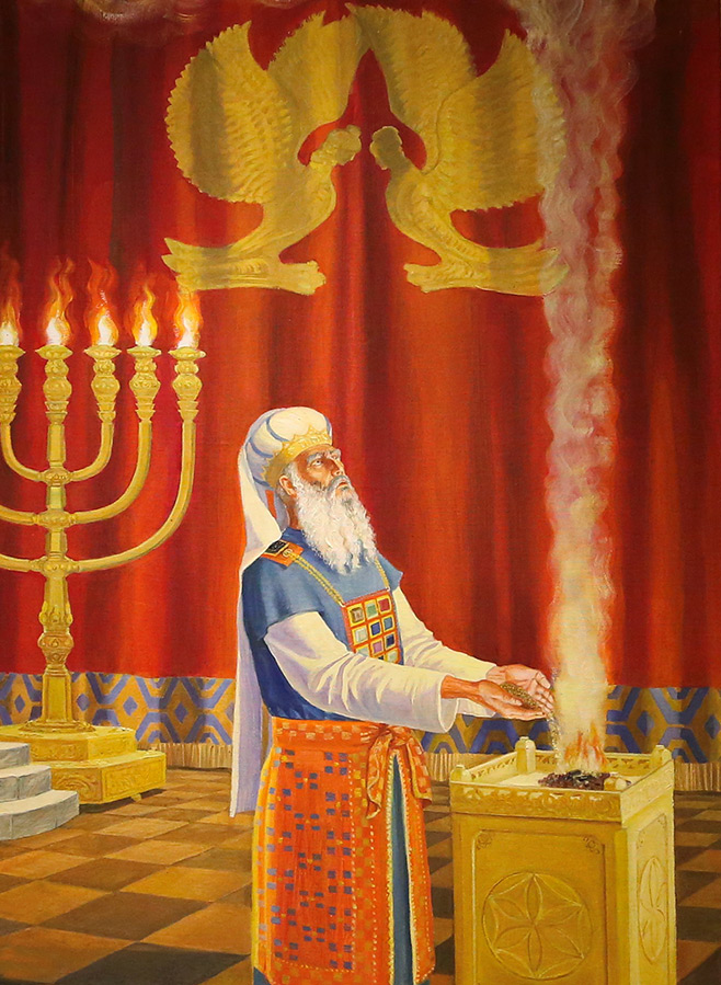 История парфюмерии в древней Иудеи