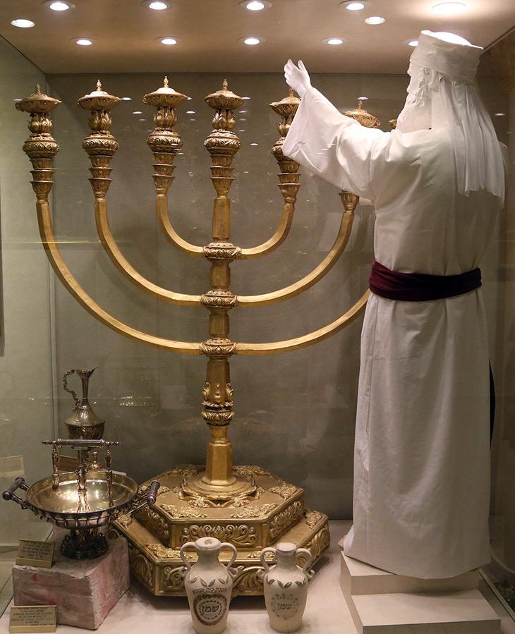 История парфюмерии древней Иудеи