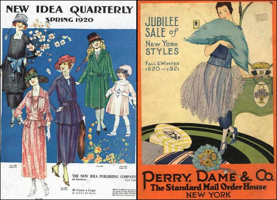 Мода и стиль после Первой мировой войны