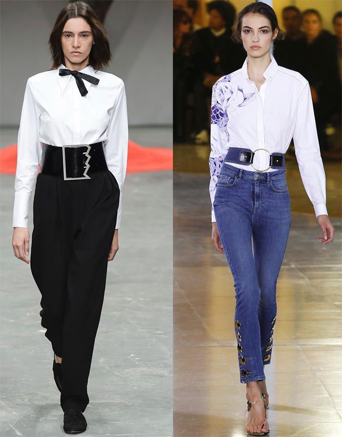 Модные блузы весна-лето – 62 модели