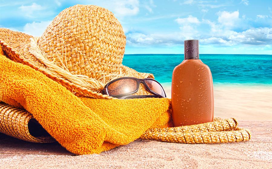 Как правильно защищаться от солнца
