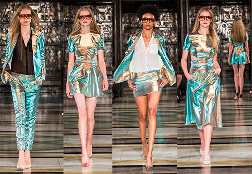 Блестящие наряды весна-лето 2016