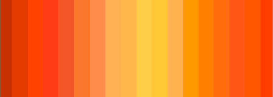 картинка цвета оранжевого