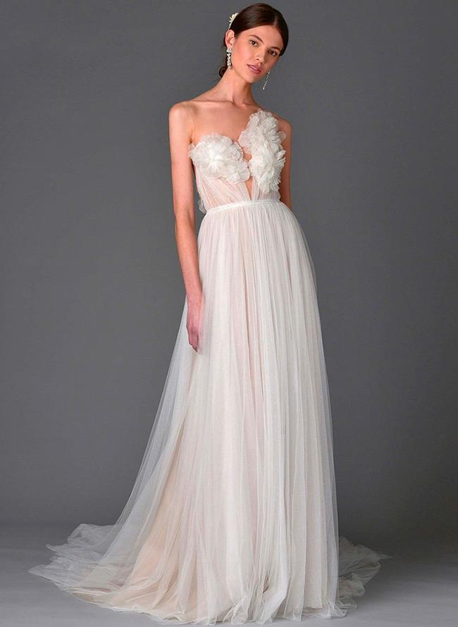 Marchesa свадебные платья