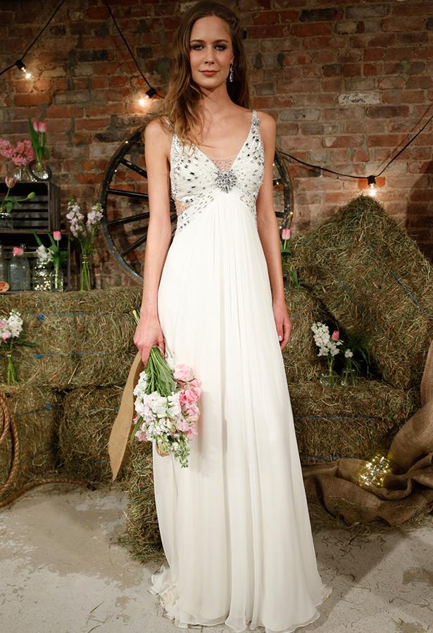 Прекрасные свадебные платья Дженни Пэкхэм