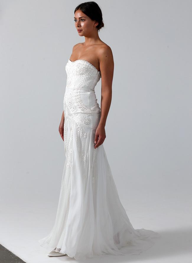 Свадебное платье Temperley London 2017
