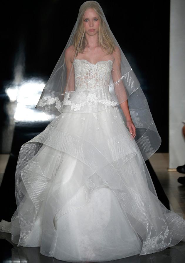 Пышные платья Reem Acra
