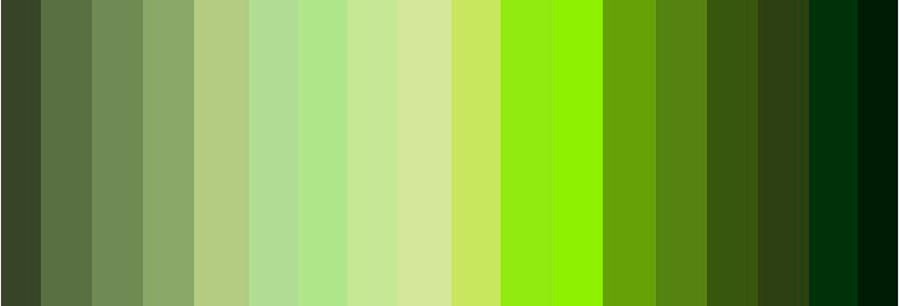 Жизнь в зелёном цвете часть 5