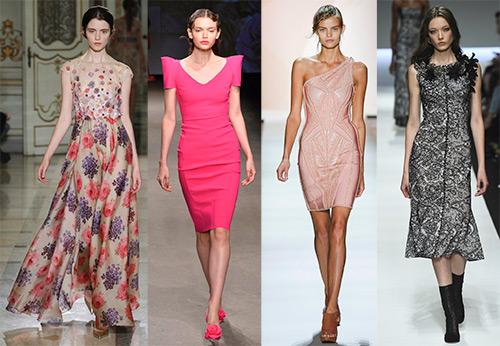 48 летних платьев на все случаи жизни