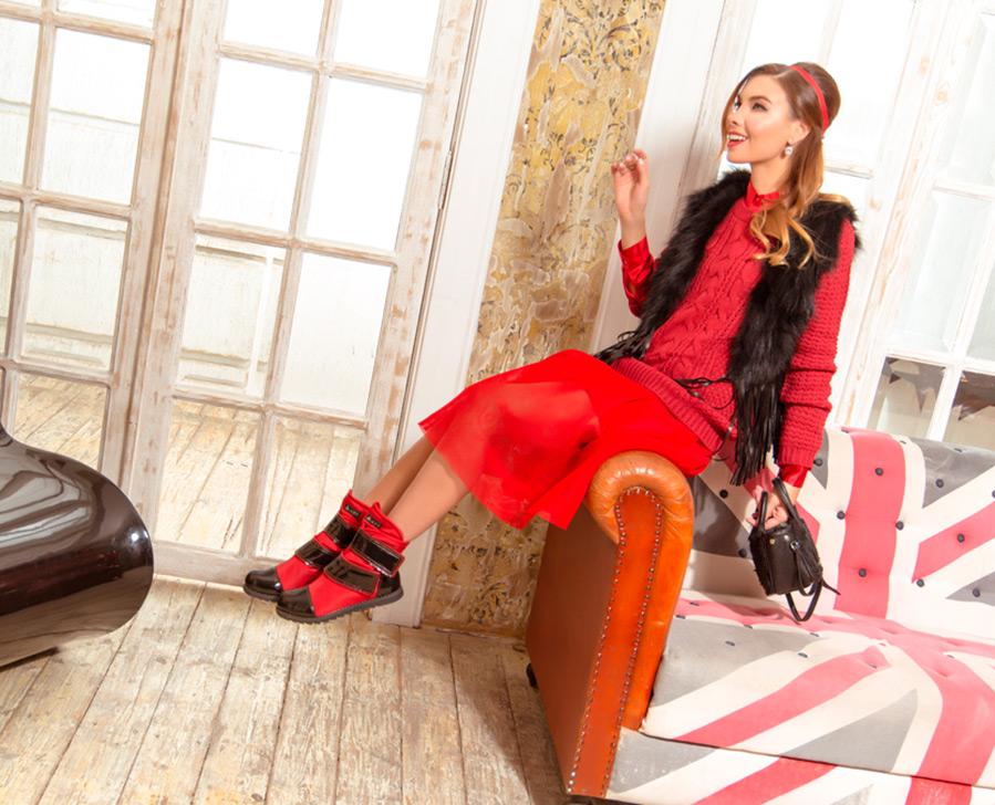 Российская текстильная обувь