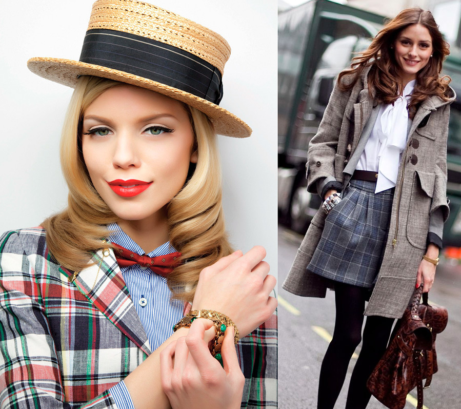 Как одеваться в стиле преппи – 24 образа