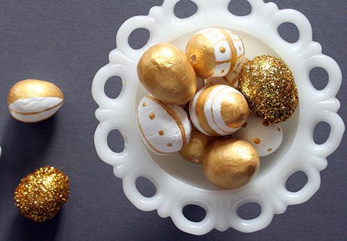 Самые красивые яички к празднику Пасхи