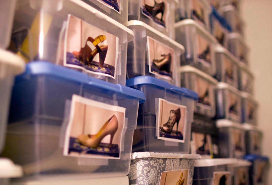 Правильное хранение обуви