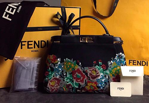 А вы хотите роскошную сумку, сшитую под заказ?