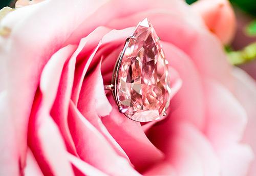 Самые дорогие бриллианты последнего времени