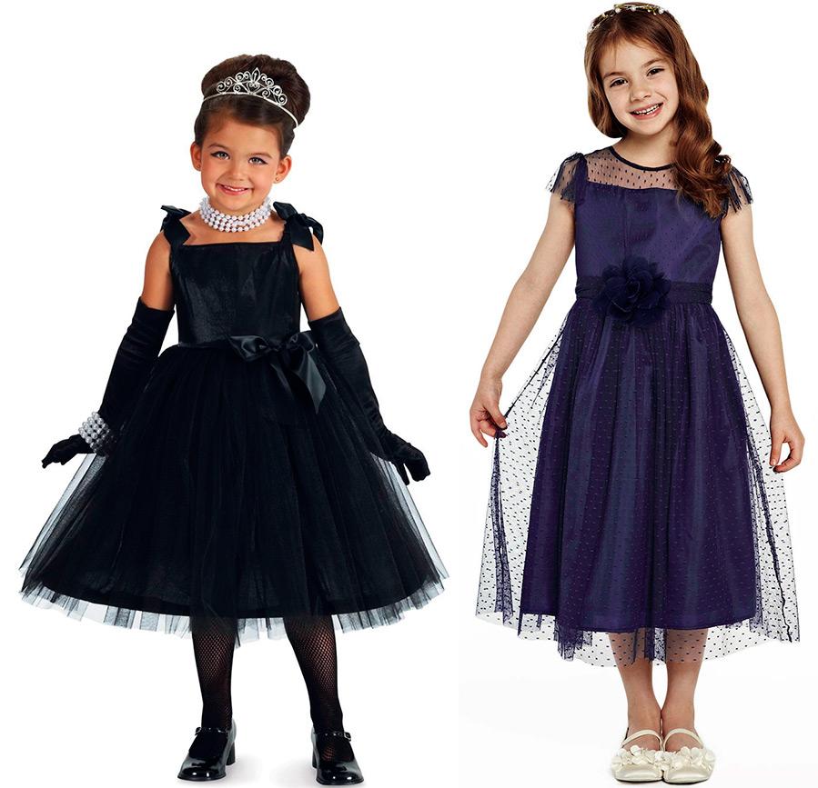 Вечерние нарядные платья для девочки