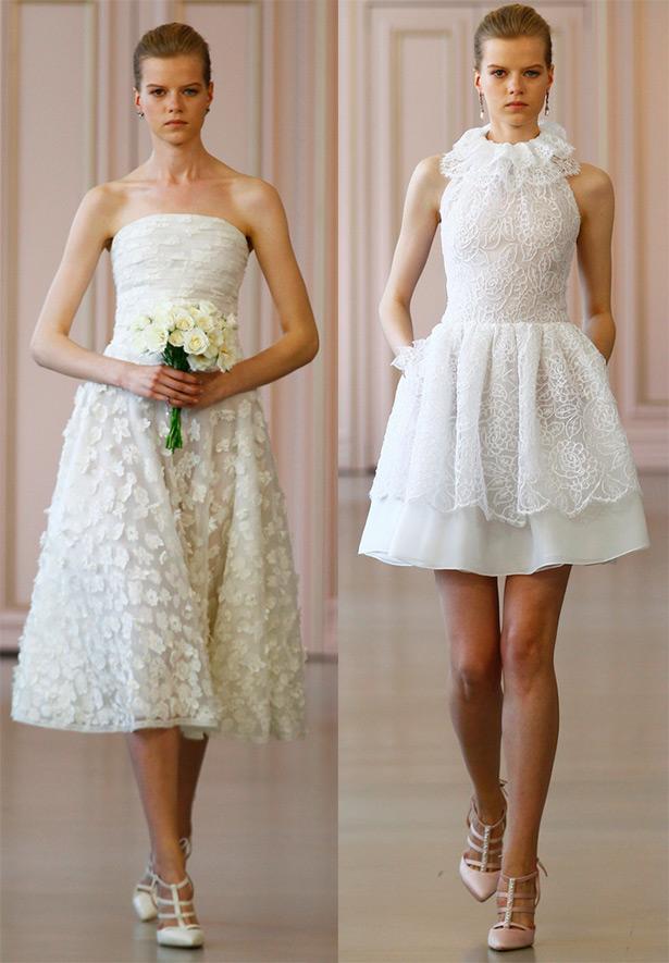 Свадебные платья 2016 года