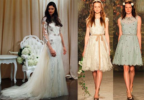 60 Свадебных платьев из коллекций 2016