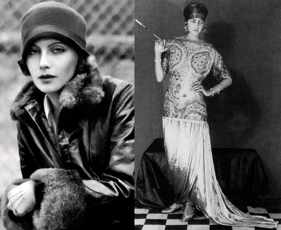 20-х годов мода фото