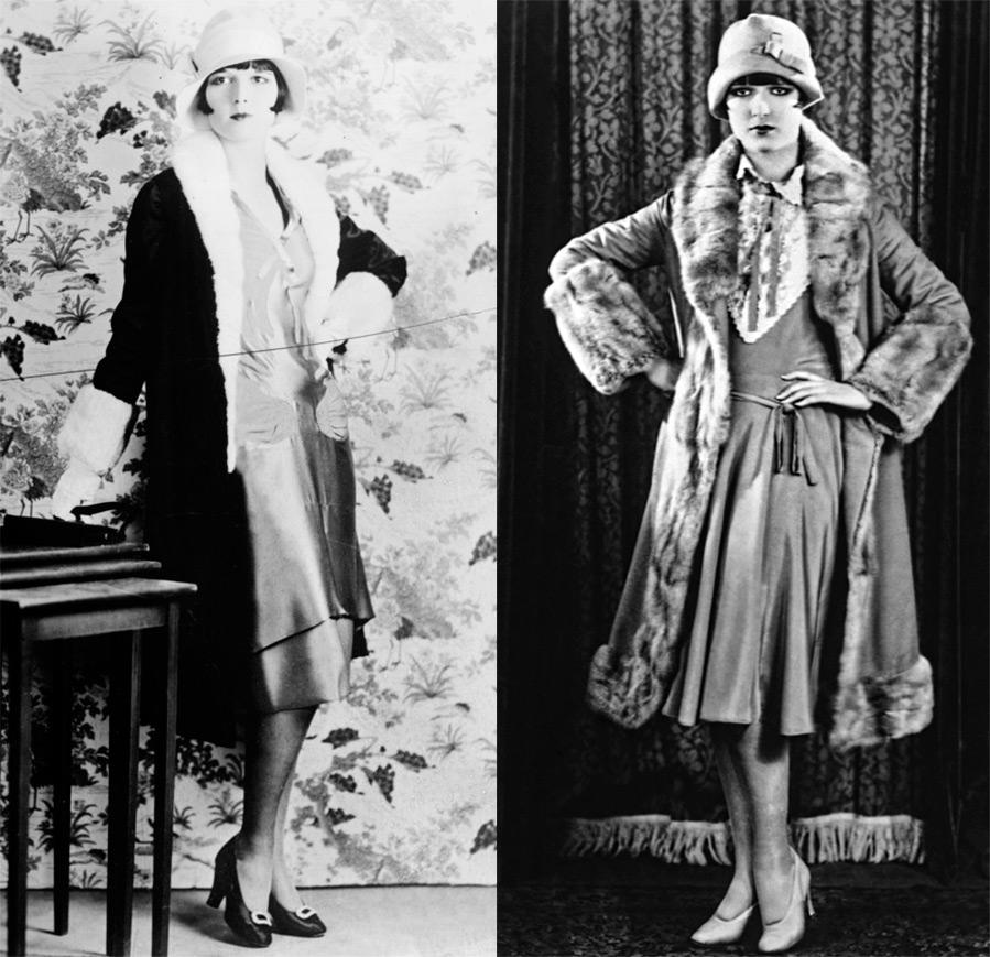 Мода 20-х годов платья фото