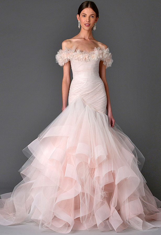 Свадебное платье Marchesa