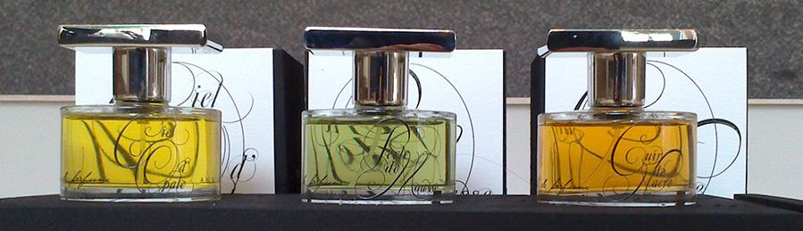 Духи и парфюмерная вода от Ann Gerard