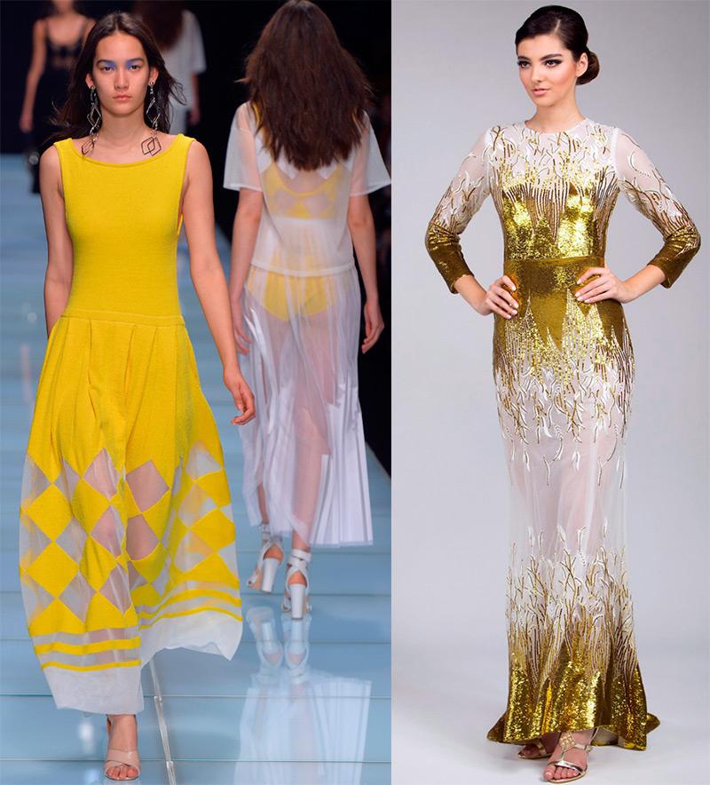 Самые лучшие модели длинных летних платьев