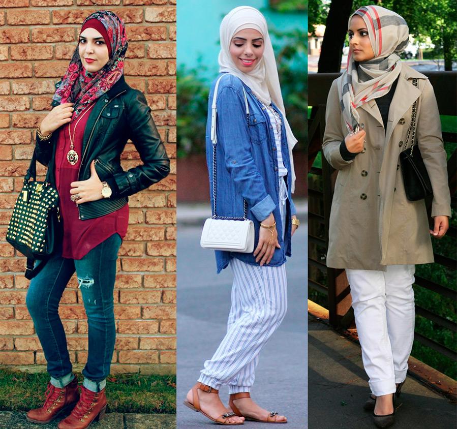 Одежда для современных мусульманских девушек