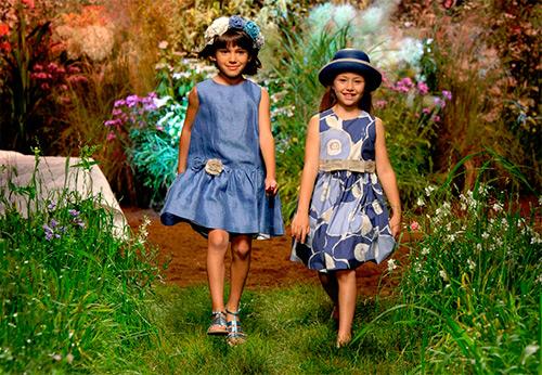 Детские летние платья для девочек