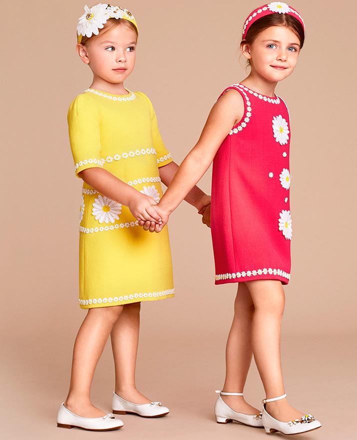 Красивые детские летние платья