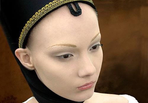 Красивые девушки и стандарты красоты в XV веке