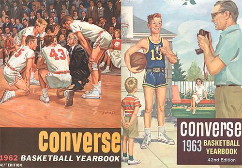 Кеды Converse – история самой простой спортивной обуви