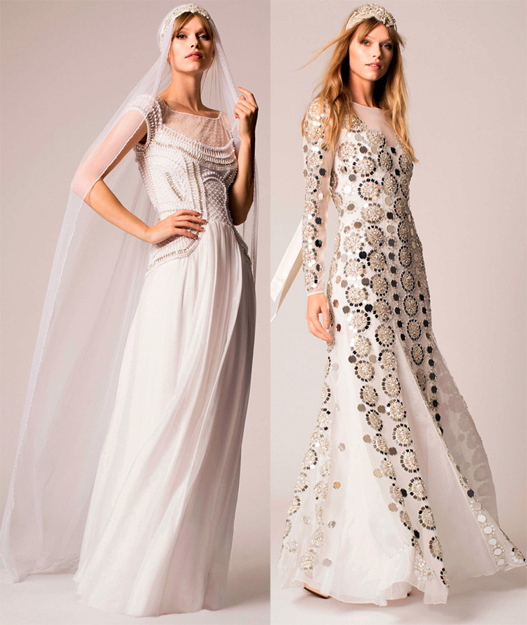 a68ab9ec197 Свадебные платья 2016-2017 тенденции свадебной моды и фото