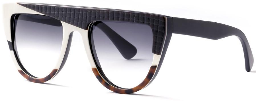 Солнцезащитные очки из натурального рога быка