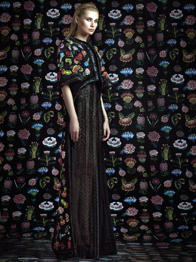 Вечернее платье Rami Kadi