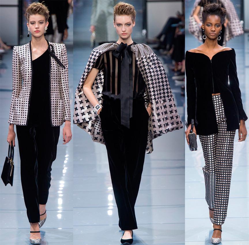 коллекция женской одежды Армани