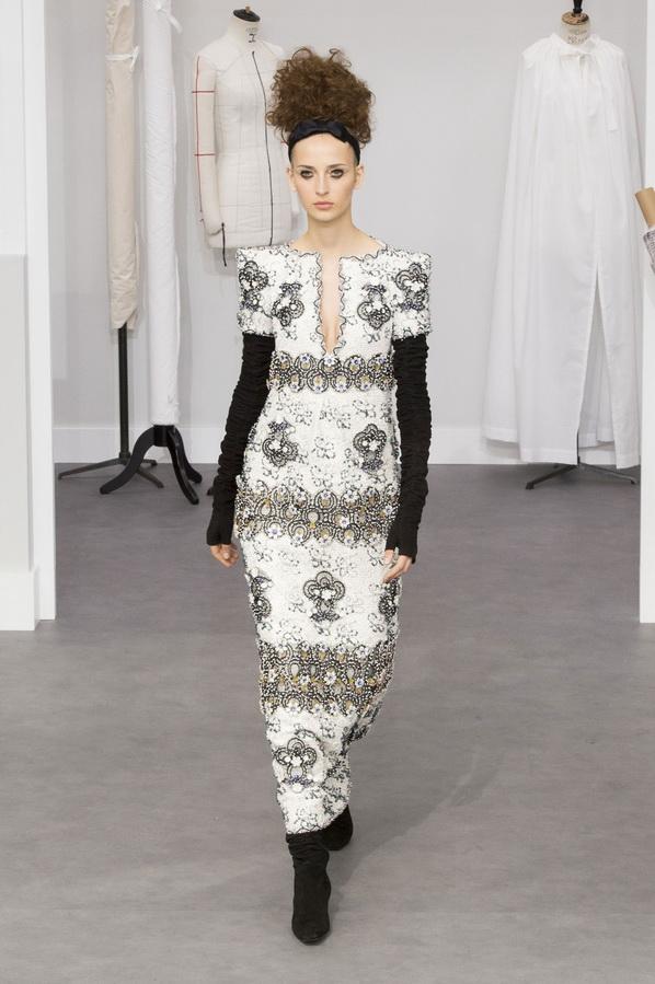 Платье Шанель 2016-2017
