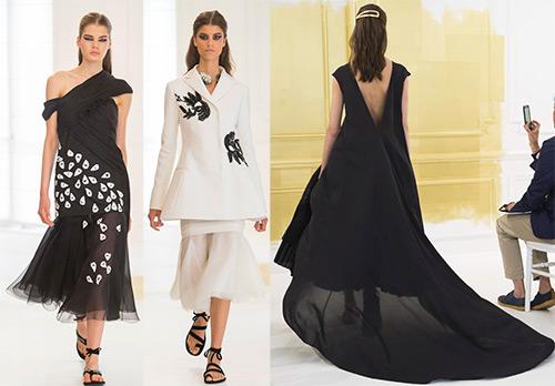 503e0f3ba3d5 Современный кутюр в коллекции Christian Dior 2016-2017