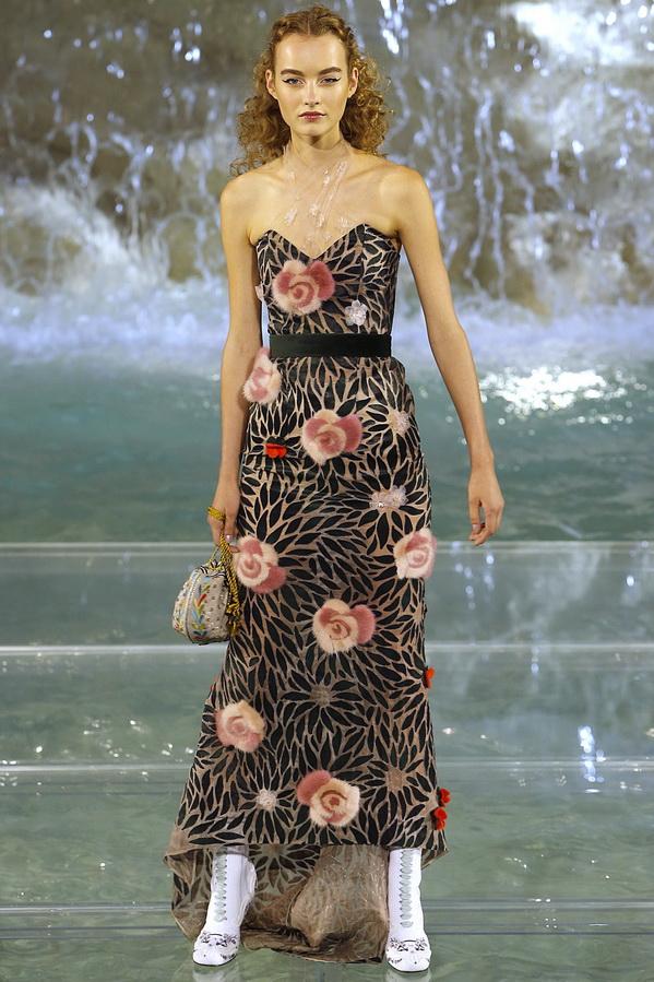 Вечернее платье 2016-2017
