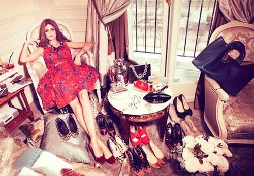 Сказочная сюрреалистичная обувь от Costa Magarakis