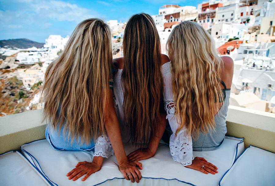 Причины выпадения волос у женщин после лета