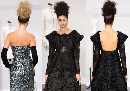 Платье с открытой спиной 2016-2017 – лучшие модели